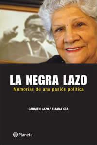 """<h1><hr><u>LA """"NEGRA"""" LAZO</h1></u>"""