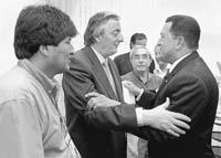 <hr><h1><u>BOLIVIA: ¿INVASIÓN EN MARCHA?</h1></u>