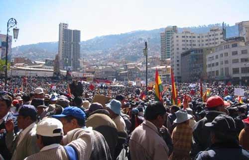 """<hr><h1><u>BOLIVIA: """"IMPERIALISMO"""" VENEZOLANO</h1></u>"""