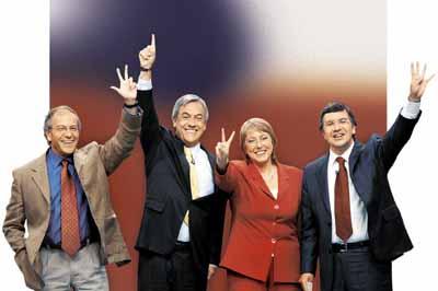 <H1><hr><u>CHILE: DETRÁS DE UNA ELECCIÓN</h1></u>