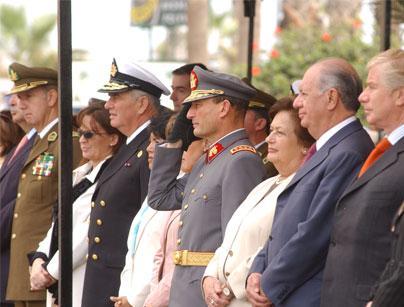 <hr><h1><u>CHILE, EVO, EL ARMAMENTISMO...</H1></U>