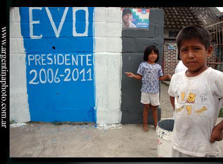 <hr><h1><u>BOLIVIA: LOS DERROTADOS </h1></u>