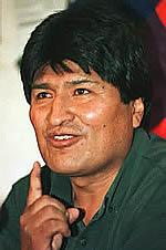 <h1><hr><u>BOLIVIA</h1></u>