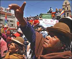 """<h2><hr><u>""""LIBANIZACIÓN"""" DE BOLIVIA</h2></u>"""