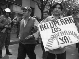 <hr><h2><u>BOLIVIA: CANDIDATOS Y PROMESAS </h2></u>